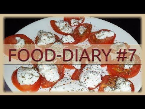 VEGAN FOOD DIARY #7 - Rezeptideen - high carb - what i eat