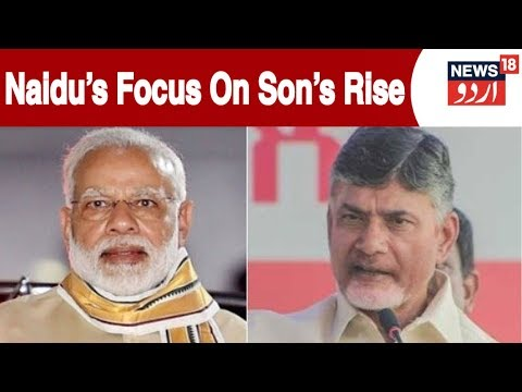 Chandrababu Naidu's Focus On Son's Rise Can Lead To Sunset In Andhra Pradesh, Claims PM Modi