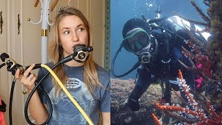 What To Look For in Scuba Diving Regulators | Instructor Advice