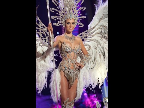 MISS UNIVERSE 2015 - National Costume Show