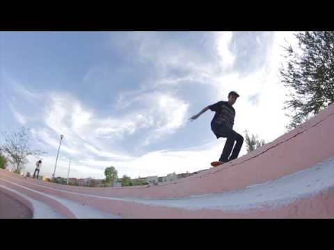 "Jart Skateboards - Fernan Origel ""RIGHT NOW"""