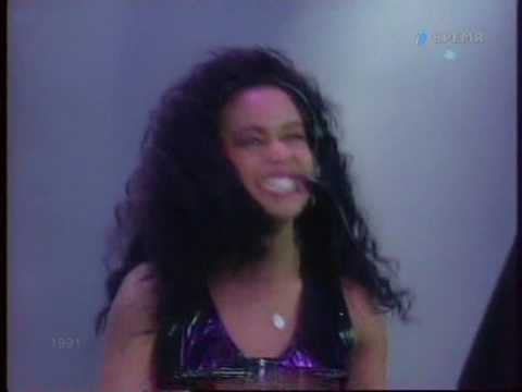 Technotronic   Move That Body The World Music Awards 1991