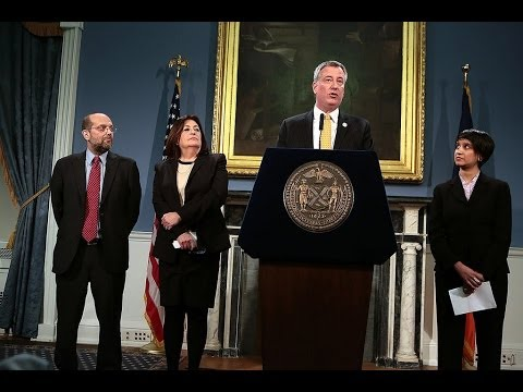 Mayor Bill de Blasio Announces Administration Appointments