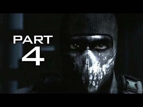 Call of Duty Ghosts Gameplay Walkthrough Part 4 – Campaign Mission 5 – Homecoming (COD Ghosts)