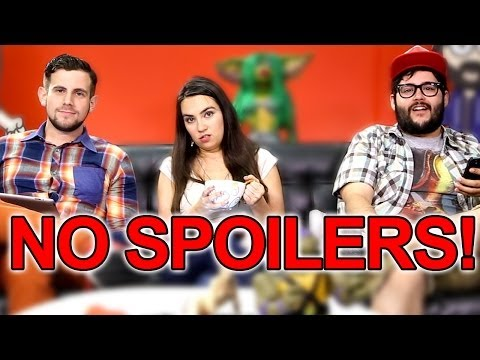 Video Game Porno And Spoiler Alerts On Nerd Comment Commentary! video
