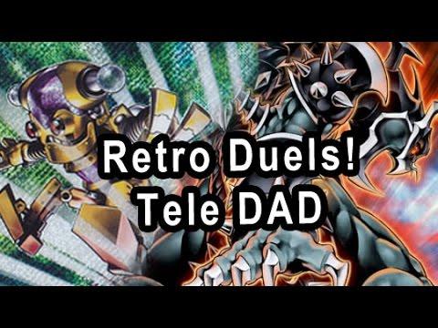 Retro Deck Duels! Teleport Dark Armed (Tele DAD)