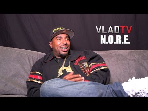 Nore on Ending Nas Beef: First Thing He Said to Me Was 'Sorry'