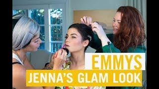 Download Lagu HOW TO: Red Carpet Glam Makeup | Emmy Edition | Jenna Dewan Gratis STAFABAND