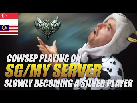 JUNGLE TEEMO TO ESCAPE SINGAPOREAN SILVER LEAGUE? - Cowsep