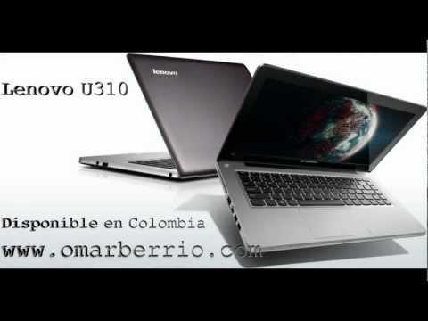 Lenovo U310 Uktrabook - Intel Core i3 - 4Gb DDR3 - 500GB - Pantalla 13