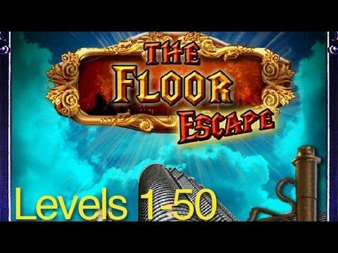 The Floor Escape Walkthrough Levels 1-50