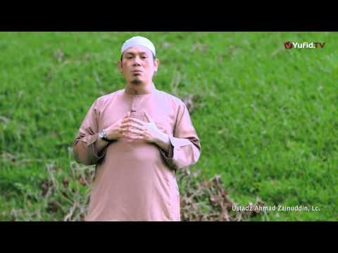 Ceramah Singkat: Obat Kebodohan - Ustadz Ahmad Zainuddin, Lc.