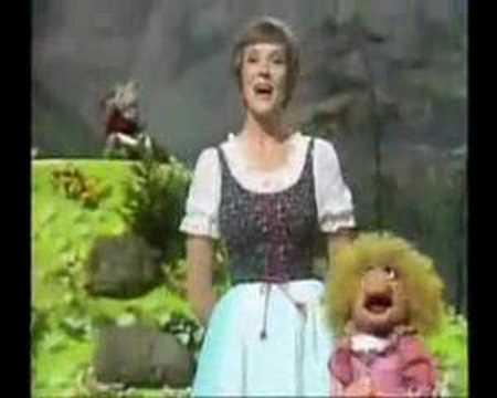 Julie Andrews y los Muppets