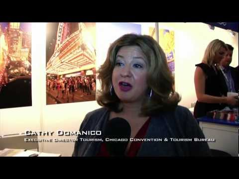 Cathy Domanico, Executive Director of Tourism, Chicago Tourism - Unravel Travel TV