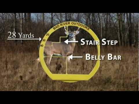 Using the Tagged Out Archery Range Finder - YouTube
