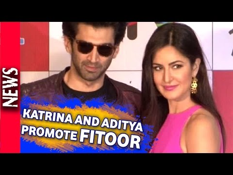 Latest Bollywood News - Fitoor Promotions At Relince Digital - Bollywood Gossip 2015