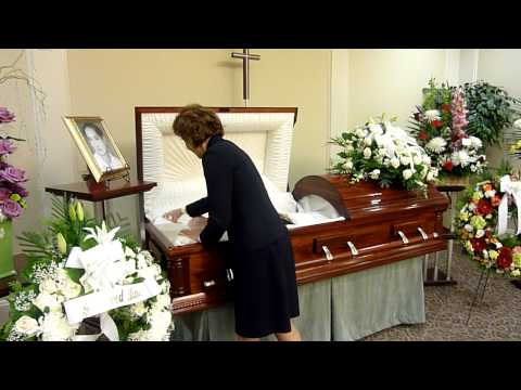Dad - Closing of the Casket