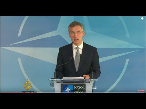 NATO suspends practical cooperation with Russia over Ukraine