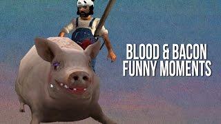 Blood, Boars and Princess Bubblegut - BLOOD & BACON ft. MINI LADD