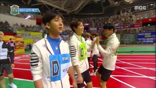 [ISAC] 아이돌스타 선수권대회 - B1A4 BARO, goest to the final! 20160915