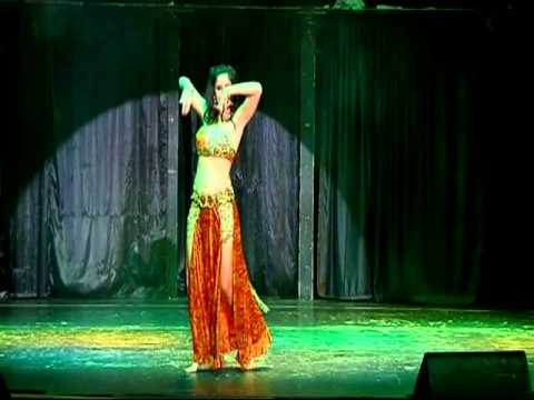 Moran Tanzman -  International bellydance festival Israel