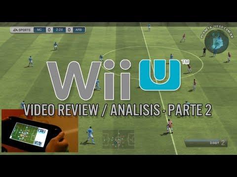 Nintendo Wii U Review en Español - Parte 2 para www.planeta-juego.com.ar