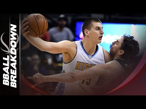 Why Nikola Jokic Is Best Ping Center In Nba