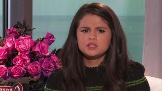 Selena Gomez Responds to Media Rumors EXCLUSIVE