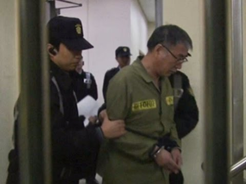 S. Korean Ferry Captain Gets 36 Years in Prison