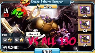 Monster Legends - Nemesis Samael Extreme Dungeon Get cell Plague Carrier Fever Scatterer