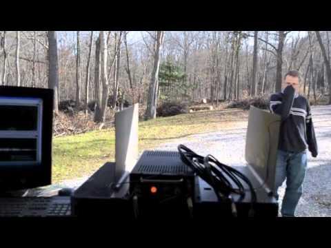 S-Band FMCW Radar with Range Gate