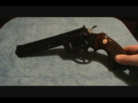 Colt Python dated 1975