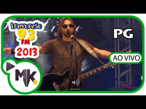 PG- VDEO OFICIAL LOUVORZO 2013 HD - Deus Criador, Eu Vou Passar pela Cruz, No Pare