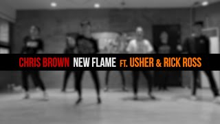 GIRIN Class | New Flame @chrisbrown | Soul Dance School 쏘울댄스
