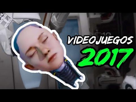 9 Videojuegos que tienes que jugar POR HUEVAZOS en 2017!!