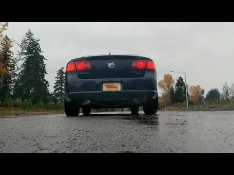 Mean Exhaust Sound 2006 Buick Lucerne CXL 4.6 Northstar V8