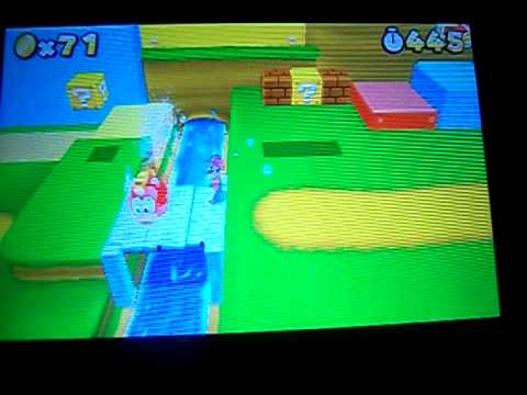 Super Mario 3D Land - Hidden Moves