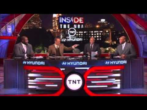 NBA 2k15 | Breaking News | 2k Sports Signs Deal With TNT | Inside The NBA Will Be In The Game! |