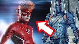 NEW Kid Flash Confirmed for Titans & Nightwing Suit Teaser! - Titans Season 2