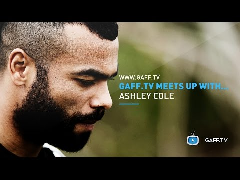 GAFF.TV Meets Up With... - Ashley Cole @TheRealAC3