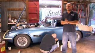 The Auto123 Show 19x03 - 1963 AC MA200 V8 Prototype