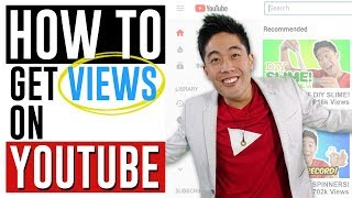 How to get Views on YouTube!