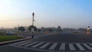 Delhi Darshan from Bajaj Pulsar 200NS bike | Tourist Attraction places in Delhi