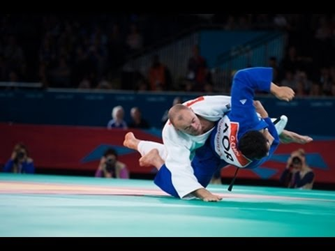 Judo highlights - London 2012 Paralympic Games