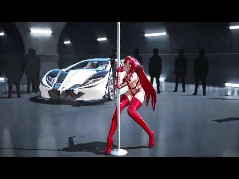 Стриптизерша по имени Жанна.(Pole Dance)