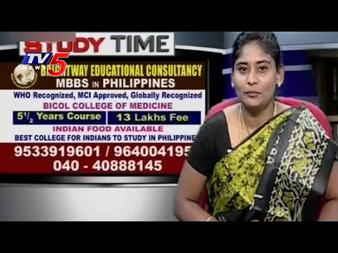 MBBS in Philippines | Brightway Educational Consultancy  | Study Time | TV5 News