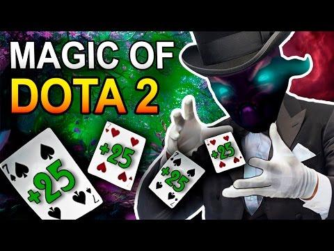 MAGIC OF DOTA 2 | MONTAGE DOTA 2