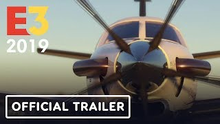 Microsoft Flight Simulator Official Reveal Trailer - E3 2019