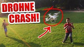 Der ERSTE Drohnen-Flug!