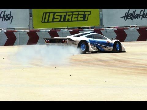 GRID Autosport RaceNet challenge (race) | F1 GT - Dubai, Nakheel Vista 3:08.637